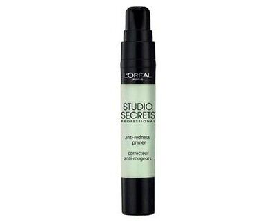 L'Oreal Studio Secrets Professional Anti Redness Skin Primer