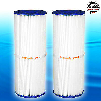 2 x Rainbow Dynamic RDC 25 Spa Premium Quality Replacement Cartridge Pool Filter
