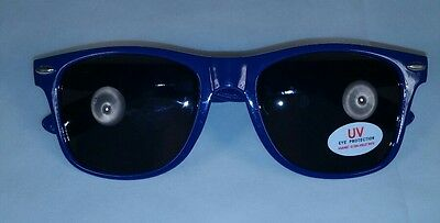 Google Inc. Sunglasses Exclusive With Google Logo UV Protection Blue