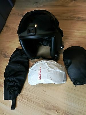 Gentex HGU-84/ Helicopter Flight Helmet System, Sz M, NEW!