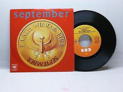 Earth, Wind & Fire September - Love's Holiday Cbs 6922 Molto Bello
