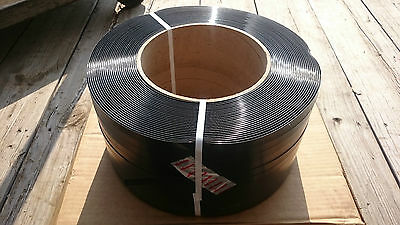 "SAMUEL STRAPPING NMPP590.8B  POLY / NYLON STRAPPING 5/8"" x 3500'  (25)"