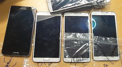 Wholesale 9x Samsung note 3 n9005 lcd - Frames could do with repairing