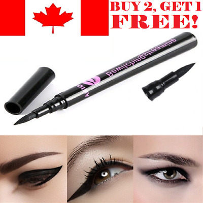Hot Liquid Eye Liner Pen Pencil Black Waterproof Eyeliner Makeup Beauty Cosmetic
