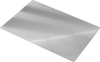 Commercial Professional 2 mm Thick Aluminium Flat Solid Baking Sheet 60 x 40 cm