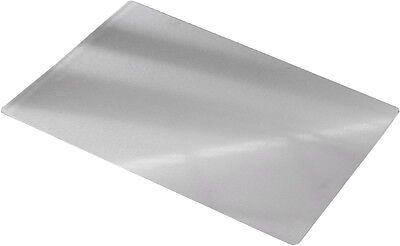 Commercial Professional 2 mm Thick Aluminium Flat Solid Baking Sheet 40 x 30 cm