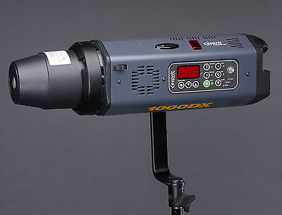 Bowens DX 1000 Studio Lighting Flash Head 1000w