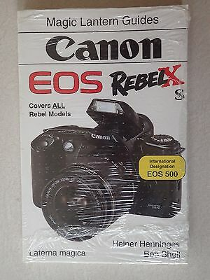 Canon EOS Rebel XS Camera Manual Instructions Magic Lantern Guides Book NEW