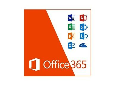 NEW Microsoft Office 365 Home LIFETIME Account Subscription 5 Users Windows/Mac
