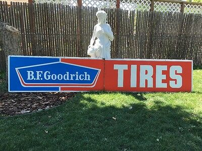 Huge B.f. Goodrich Tires Sign
