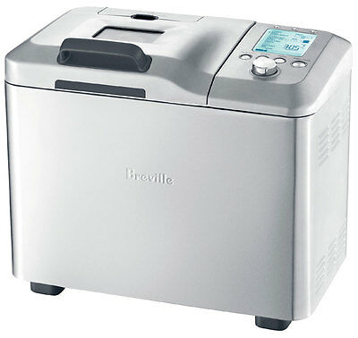 Breville the Custom Loaf Pro - BBM800BSS*Win a Kitchen Bundle*