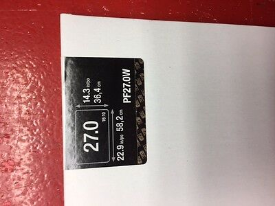 3m privacy filter PF27.0W brand new unopened