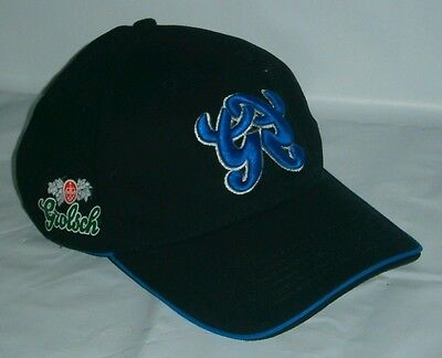 Grolsch Beer Embroided Hat Cap Blue Design for home bar or collector