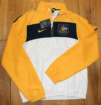 Australian Socceroos Player Issue Tracksuit Jacket Top Mens Size S New W/tags