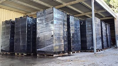 Heavy Duty Vented Storage Crates