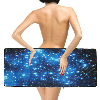 AU 90x40cm Large Galaxy Non-Slip Gaming Mouse Pad Keyboard Mat Office Desk PC