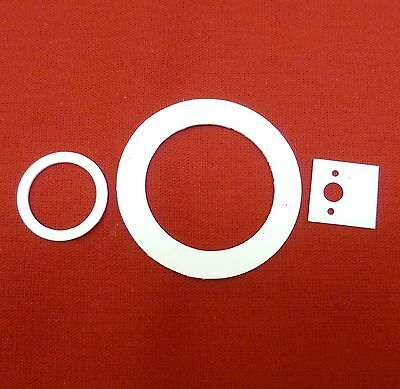 Goblin Swan Teasmade lid spout & element gasket seal washer set 860 870 10860