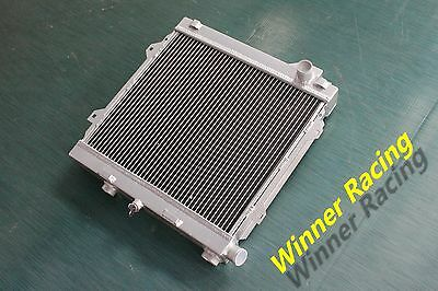 56MM Aluminum Alloy Radiator Fit BMW E30 M3/320is 1985-1993 1992 1991 high perf