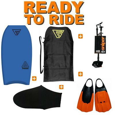 Pack Bodyboard Flood Prism - PROMO