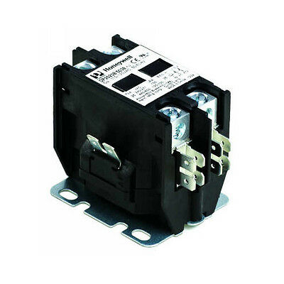 Honeywell DP1025A5006 24 Vac 1 pole Definite Purpose honeywell dp1030a5014 deluxe definite purpose contactor, 24 vac 1  at reclaimingppi.co