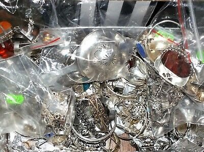 Silver Jewelery Sale,  about 96 items , 17thous. usd