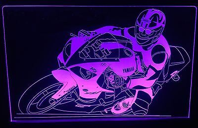 Yamaha R1 LED Remote Control Sign