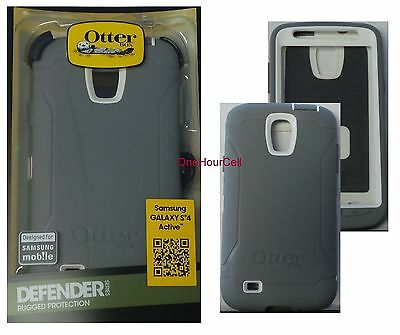 OtterBox Defender Case for Samsung Galaxy S4 Active, Glacier, 77-30625