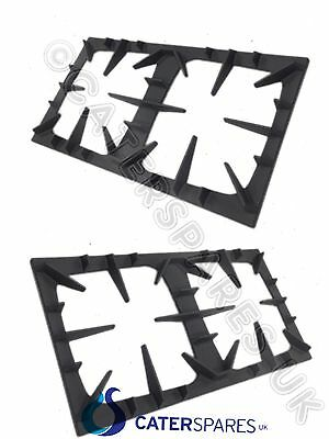 2 x FALCON DOMINATOR GAS COOKER RANGE CAST IRON 6 BURNER TOP PAN SUPPORT G3101