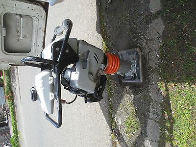 MIKASA TAMPER RAMMER COMPACTOR MTX-60 with 5hr MULTIQUIP MQ JUMPING JACK sweet
