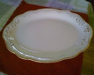 W H Grindley & Co England Oval Platter