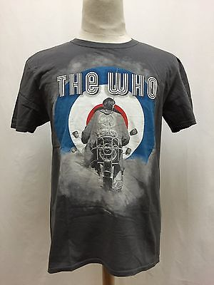 The Who 2013 Quadrophenia North American Tour T-Shirt Size Large