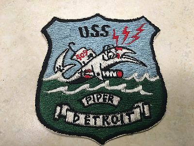 USS Piper Navy Sub Patch - Asian Made