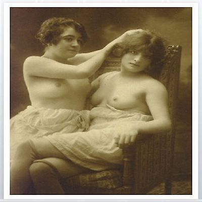 500 Vintage Erotic Lesbian Photos On Cd * Adult * Free Post!