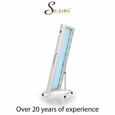 Solarium - Tanning Bed - Hapro Topaz 12 Single Sided