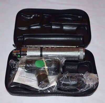 Welch Allyn Diagnostic Set 23820  Macroview Otoscope 11710 Ophthalmoscope