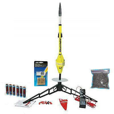 Estes  Starter Kit Solar Flare #2400 complete includes 10 engines and wadding