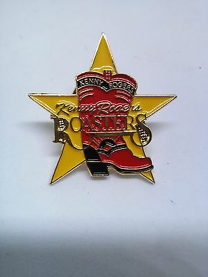 Kenny Rogers Roasters Star Lapel Pin