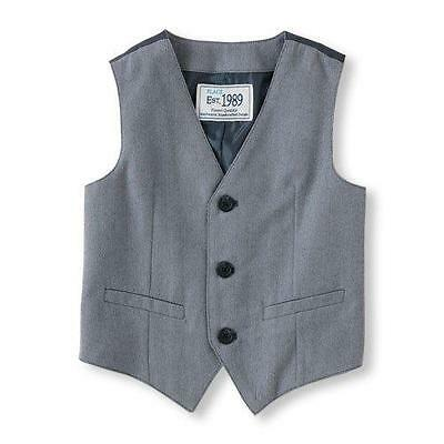 Graystone Boys Vest TCP 18-24 months NWT
