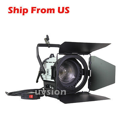 LED Fresnel spot Light 100W Continuous Lighting Camera Studio