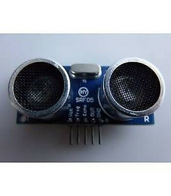 Form Ultrasonic HC-SR05 5 Pin for Arduino Transducer of measurement of dis