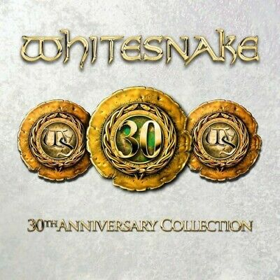 Whitesnake 30th Anniversary Collection  3 CD NEW sealed