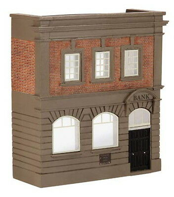 Bachmann Scenecraft Oo Low Relief Local Bank Bln44241