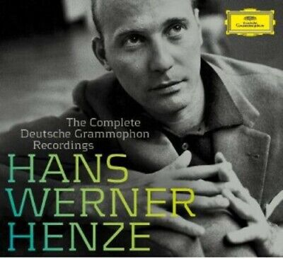 V/A Hans Werner Henze: Complete Deutsche Grammophon Re 16 CD NEW sealed