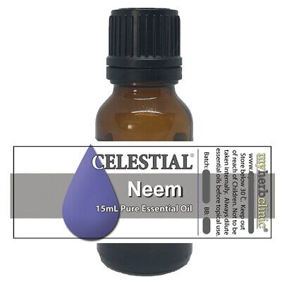 NEEM THERAPEUTIC NATURAL ESSENTIAL OIL IMMUNE SYSTEM anti-ageing smooth lines