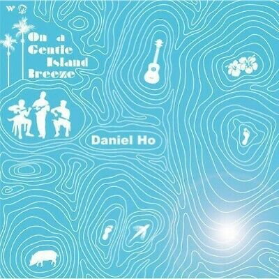 Daniel Ho On A Gentle Island Breeze box set 3 CD NEW sealed