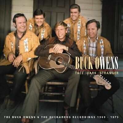 Buck Owens Tall Dark Stranger box set 8 CD NEW sealed