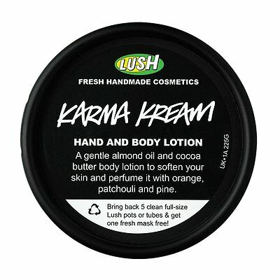 Lush Karma Kream 100g Hand & Body Lotion