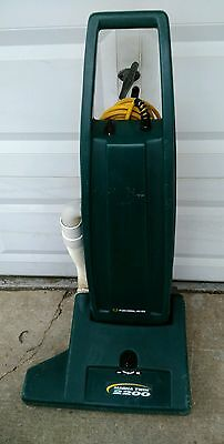 Nobles Magna Twin 2200 Commercial Upright Vacuum Cleaner