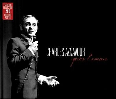 Charles Aznavour Apres L'Amour  3 CD NEW sealed