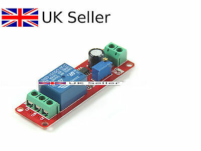 DC 12V Delay Relay Shield NE555 Timer Switch Module 0 to 10 Second Adjustable >>